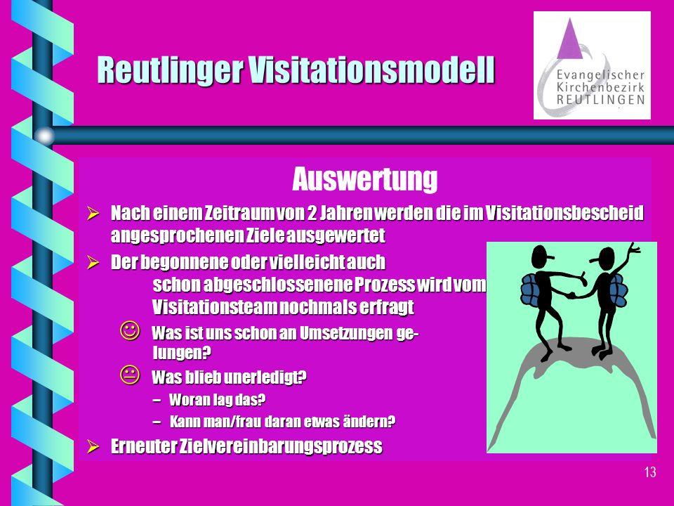 12 Reutlinger Visitationsmodell Zielvereinbarung .