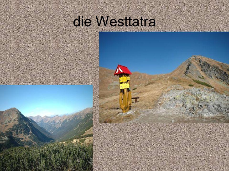Die Niedere Tatra