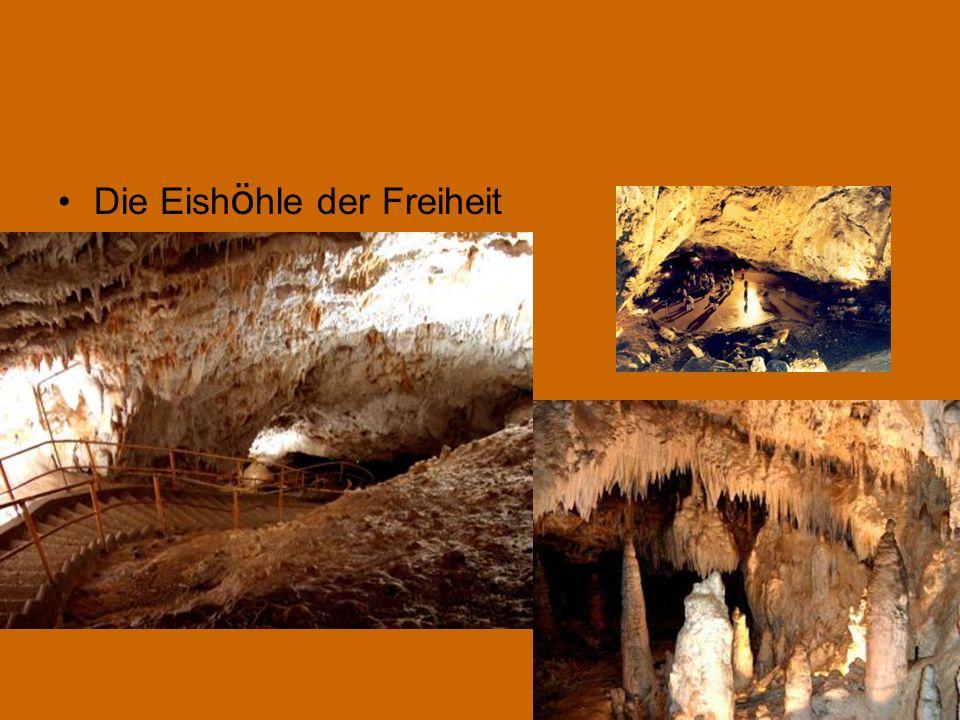 Die Höhlen Dobschauer Eishöhle