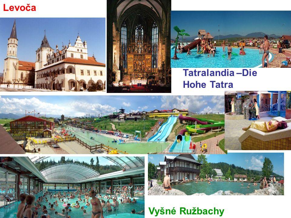 Košice Košice ist ein natürliches Zentrum der gesamten Ostslowakei, Hauptstadt eines Landschaftsverbands (Košický kraj)Košický kraj Sie hat 234.969 Einwohner und ist damit die zweitgrößte Stadt des Landes.