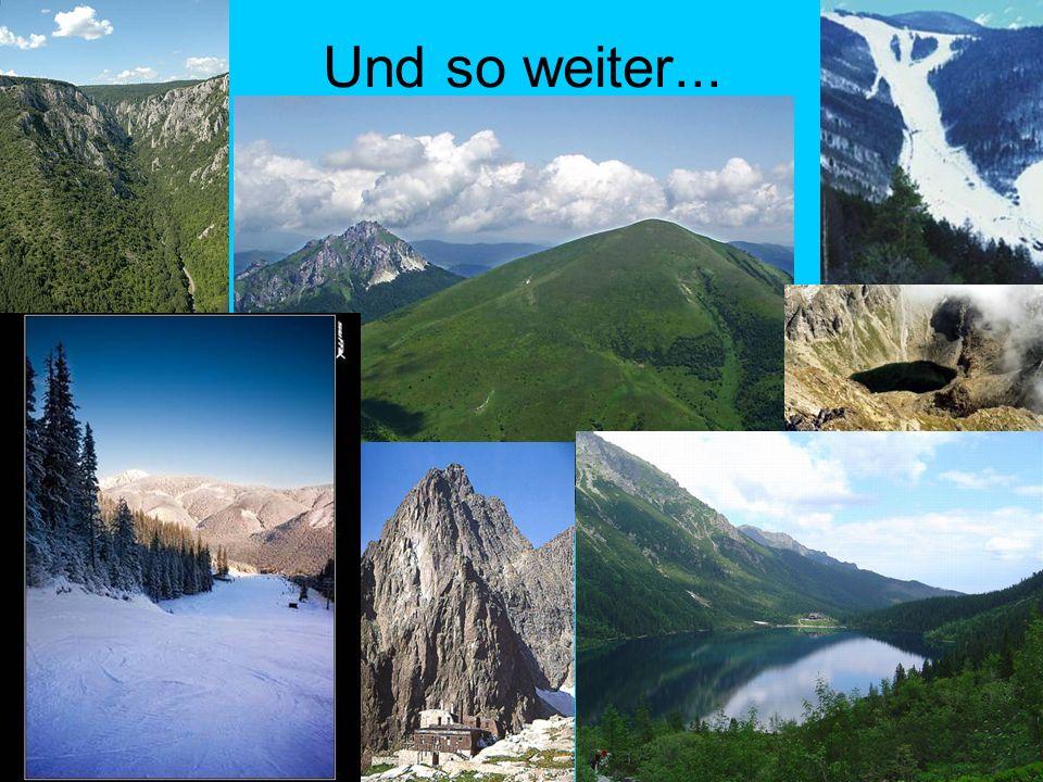 Levoča Vyšné Ružbachy Tatralandia –Die Hohe Tatra