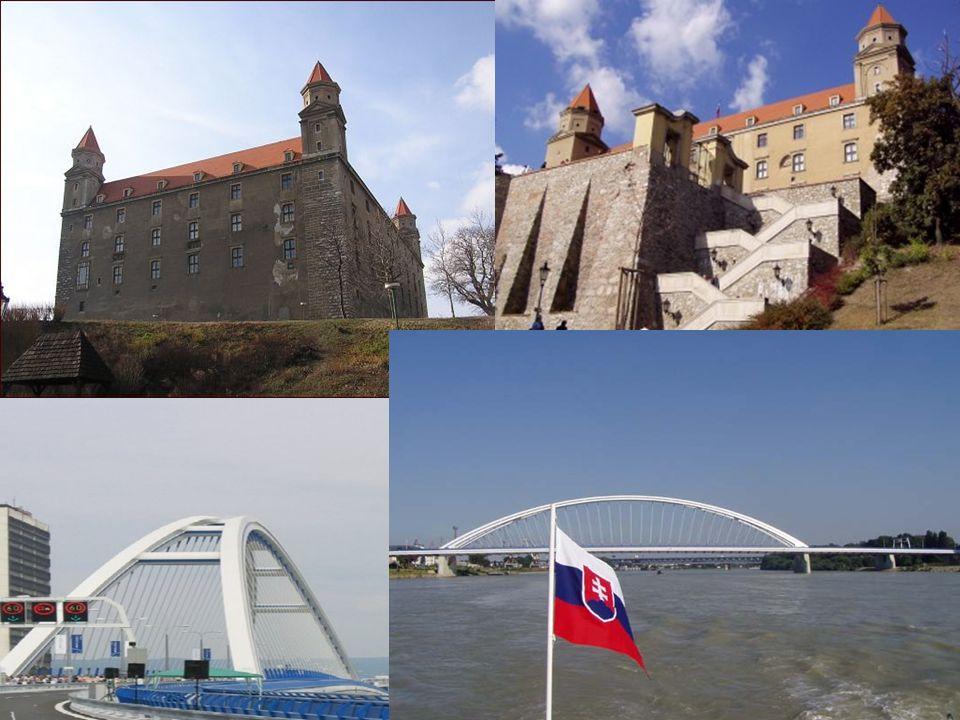 Die Hauptstadt - BRATISLAVA