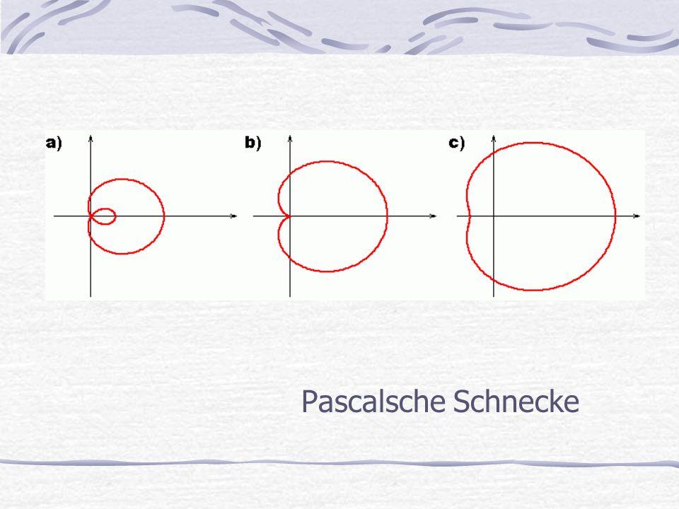 Pascalsche Schnecke