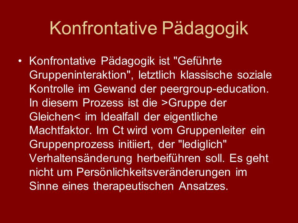Institution Sozialisationsinstanz (Institution) - Pädagogen werden von den Tätern und häufig auch von den Opfern, vom Geschehen ausgegrenzt - Problemv