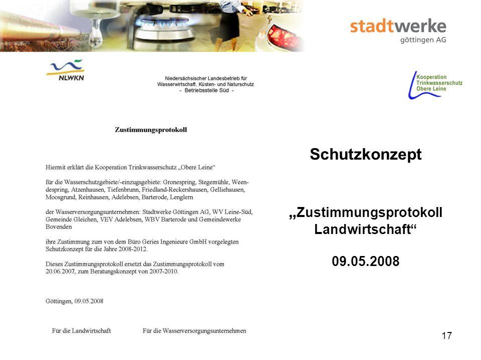 18 Rahmenvertrag NLWKN – Stadtwerke Göttingen AG 09.08.2008