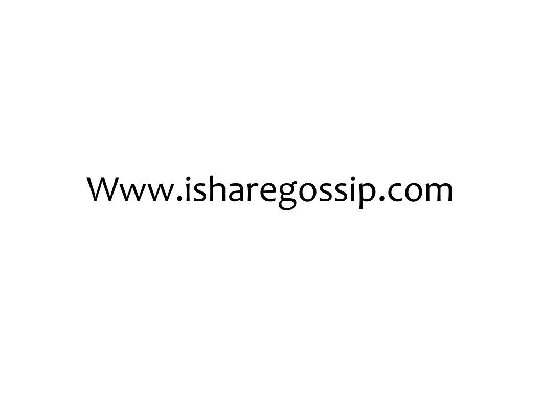 Www.isharegossip.com
