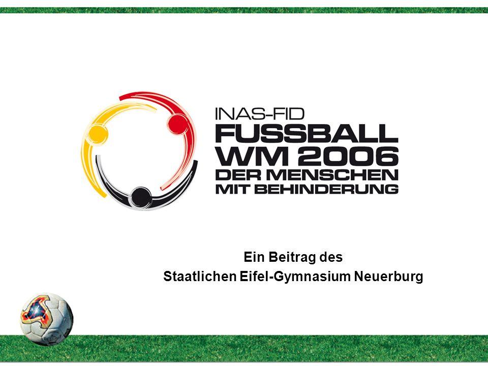Ein Beitrag des Staatlichen Eifel-Gymnasium Neuerburg