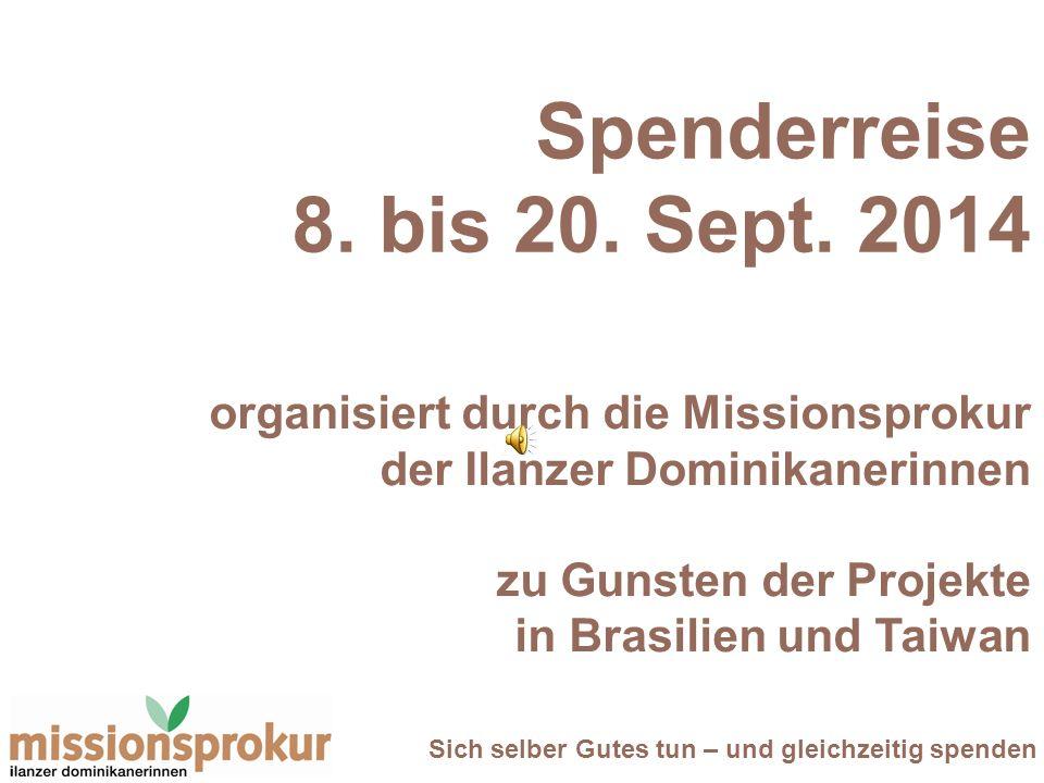 Valdegrulla Reise 2013 ausgebucht Ähnliche nächste Reise: 8.-20.9.2014 30 Plätze / 4 gebucht