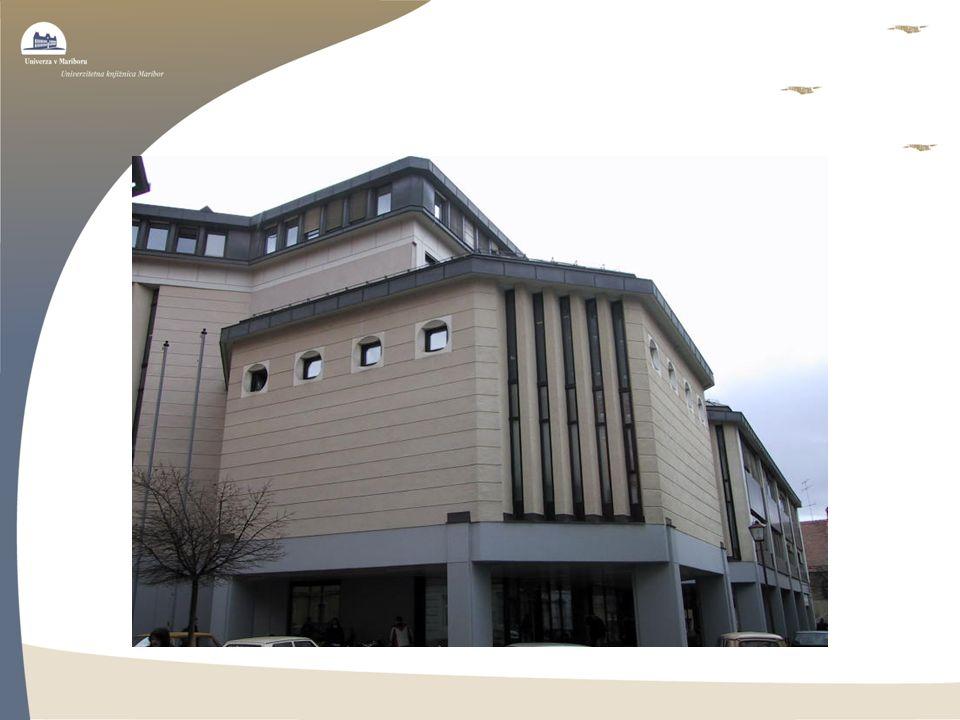 posebna zbirka gradiva in je prostorsko in organizacijsko del Univerzitetne knjižnice Maribor (UKM), poseben prostor v 3.