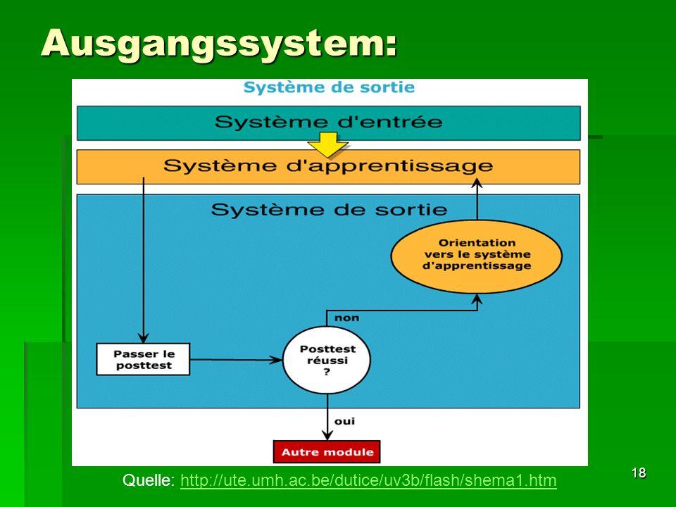 17 Lernsystem: