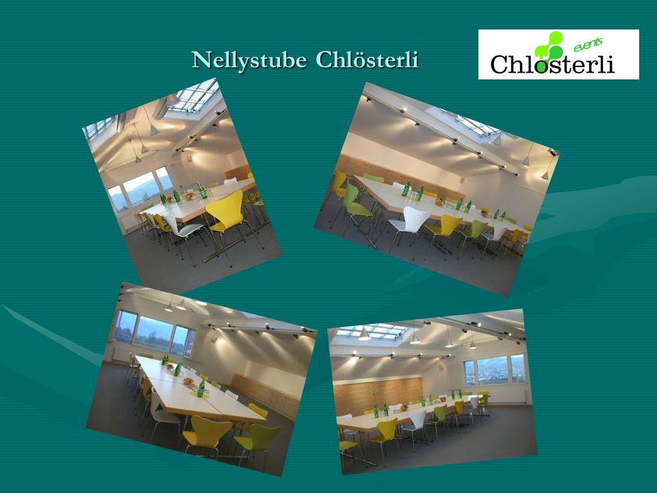 Nellystube Chlösterli