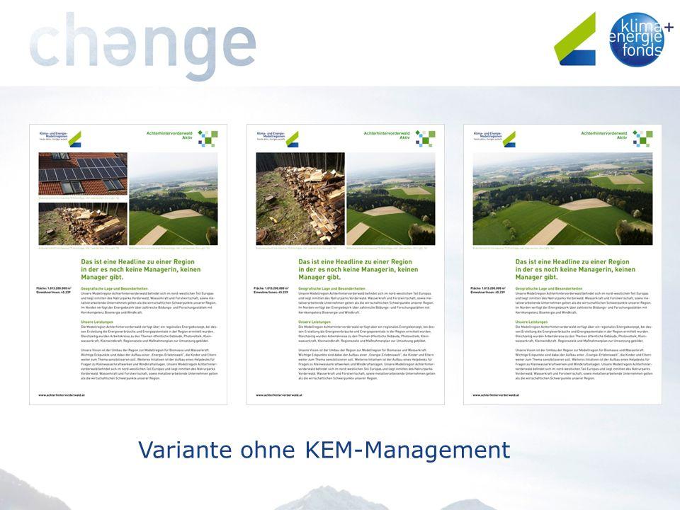 Variante ohne KEM-Management