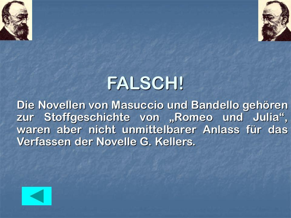 FALSCH.