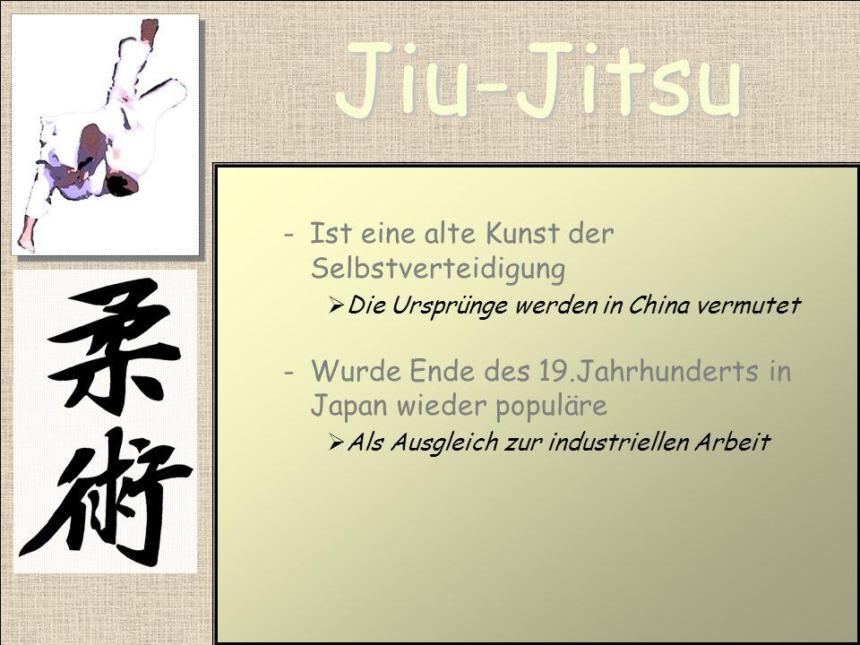 Geschichte des Judo Ein Kurzer Trip in Die Geschichte des Judo