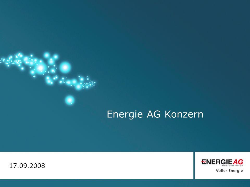 Energie AG Konzern 17.09.2008