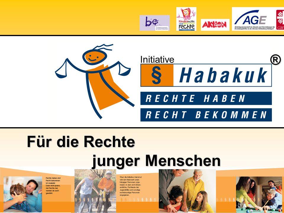 Initiative Für die Rechte junger Menschen ®