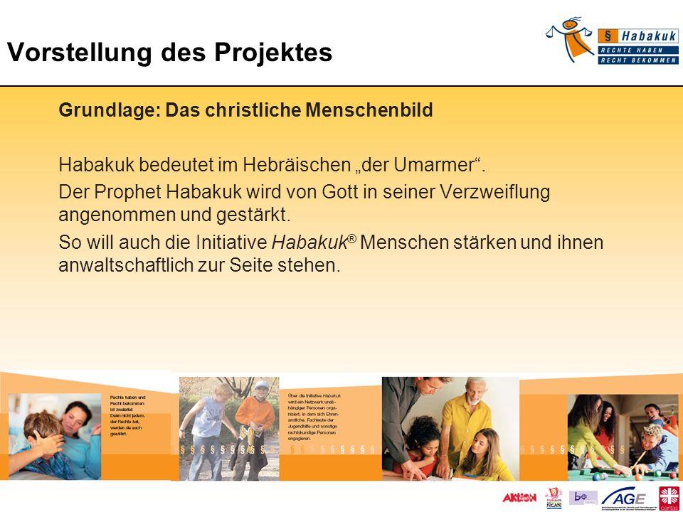 Vorstellung des Projektes 36 Einrichtungen haben eine Mitmacherklärung unterschrieben.