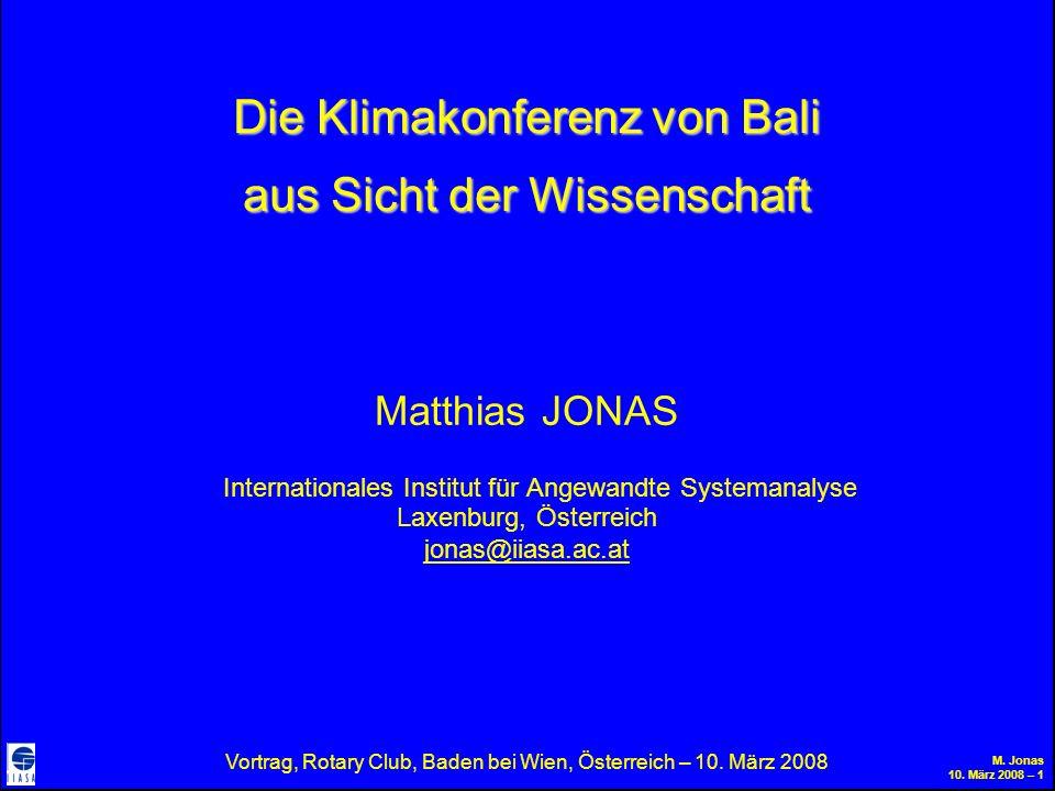 M. Jonas 10.