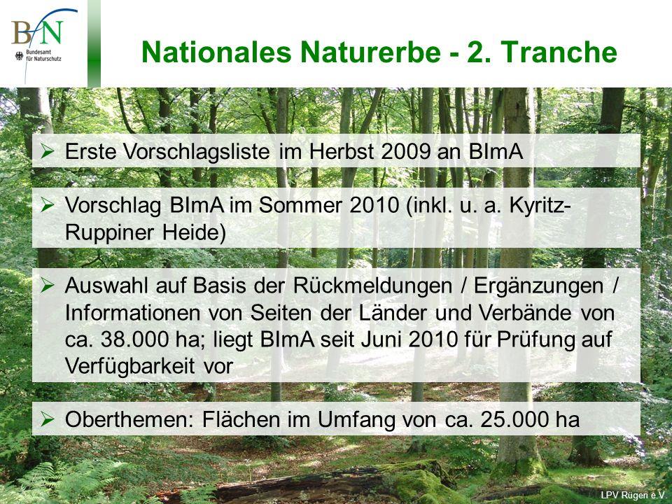 Potsdam, 19.11.10, Dr. Hans-Jürgen Schäfer, BfN Nationales Naturerbe - 2.