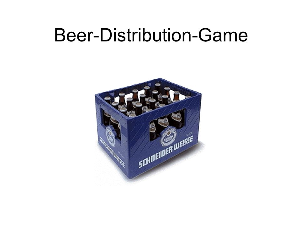 Beer-Distribution-Game