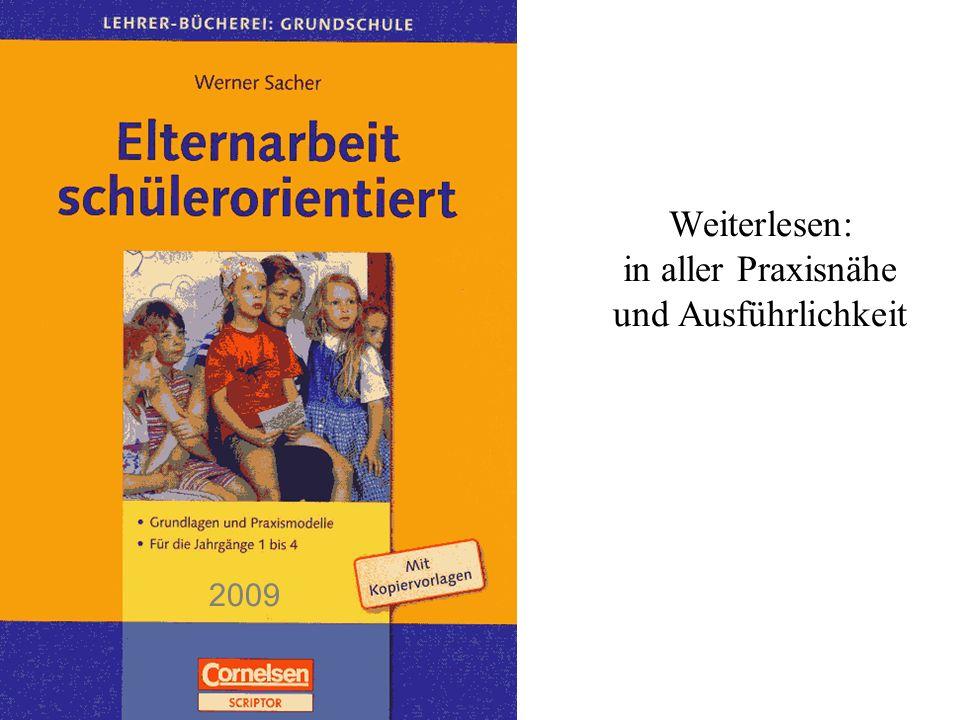 Prof. Dr. W. Sacher 2013 2012 Prof. Dr. Werner Sacher Weiterlesen: in aller Praxisnähe und Ausführlichkeit 2009