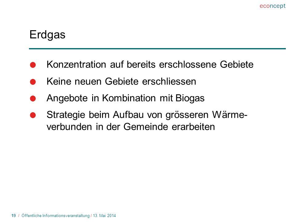 19 / Öffentliche Informationsveranstaltung / 13.