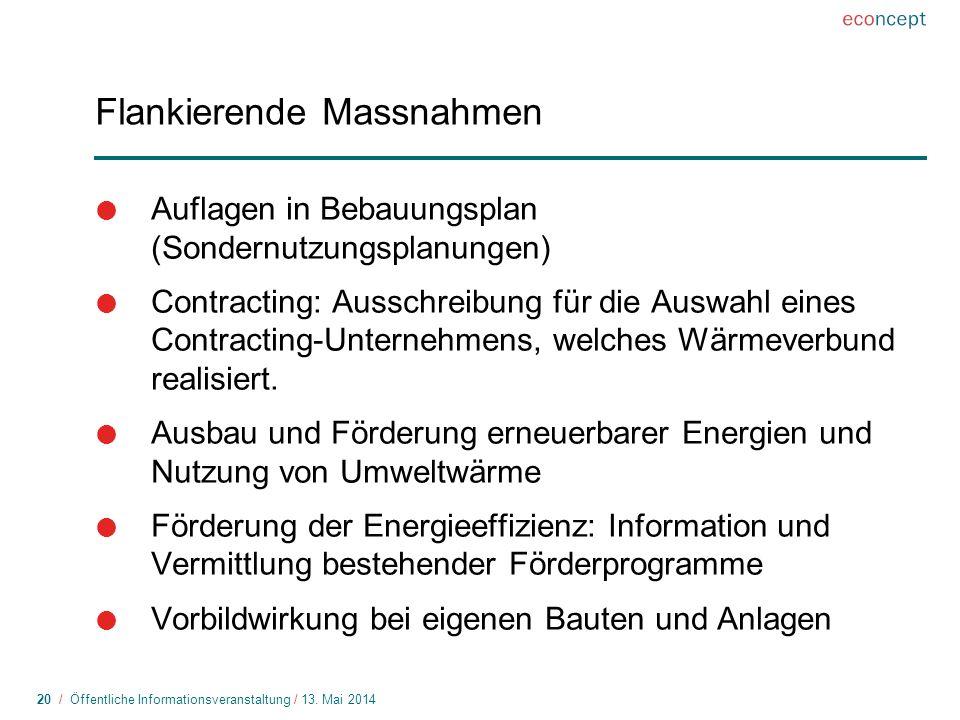 20 / Öffentliche Informationsveranstaltung / 13.