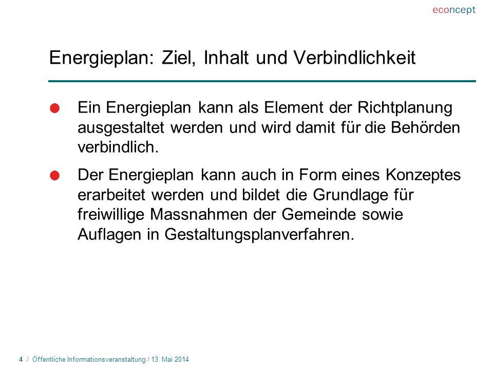 5 / Öffentliche Informationsveranstaltung / 13.