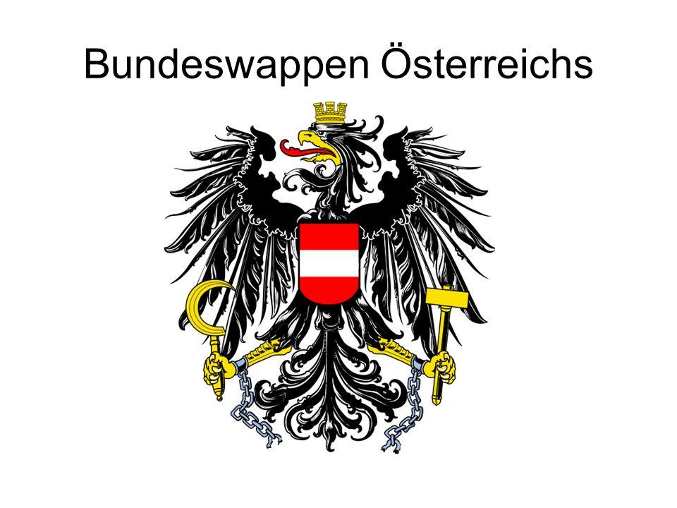 Bundeswappen Österreichs
