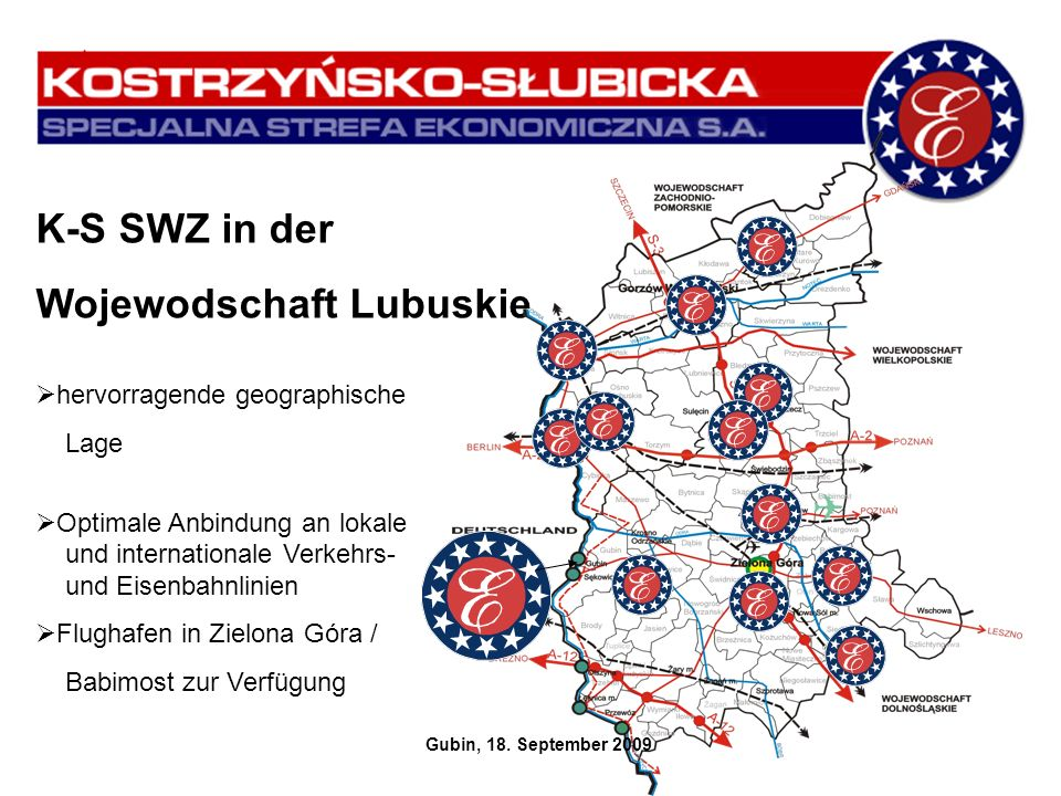 Regionalhilfe in Polen Gubin, 18.