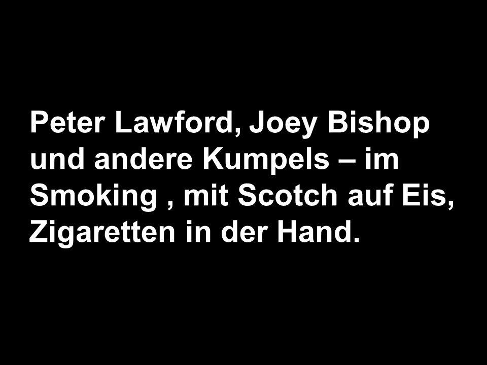 Peter Lawford heiratete eine von John F.