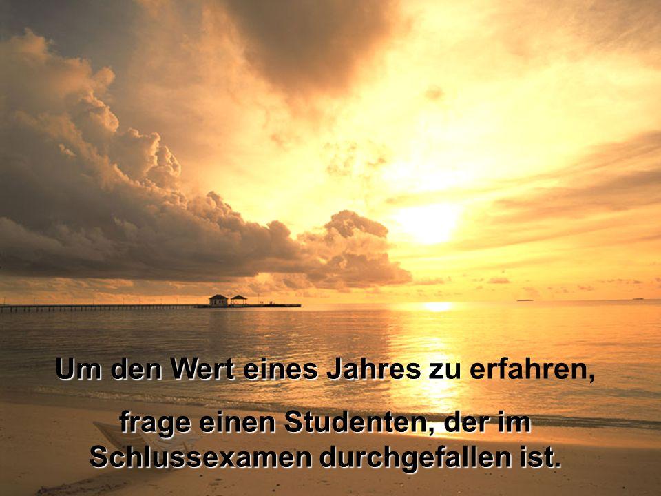 Buddha lehrte: Es ist unser Geist der die Welt erschafft Was ist Zeit?