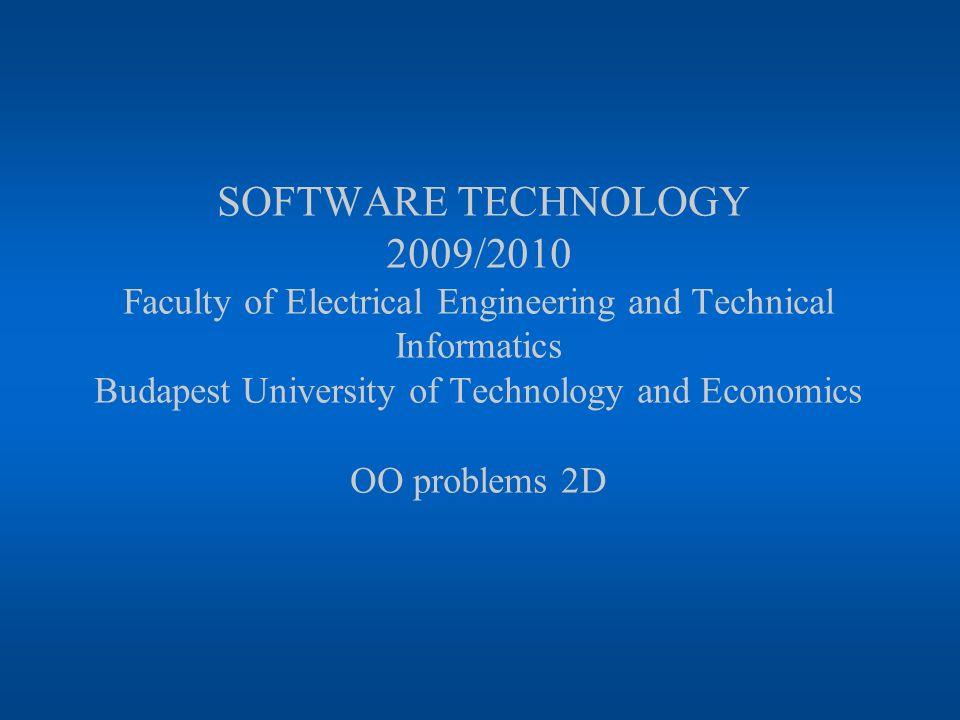 Software technology01.10.2008 © dr.Z.