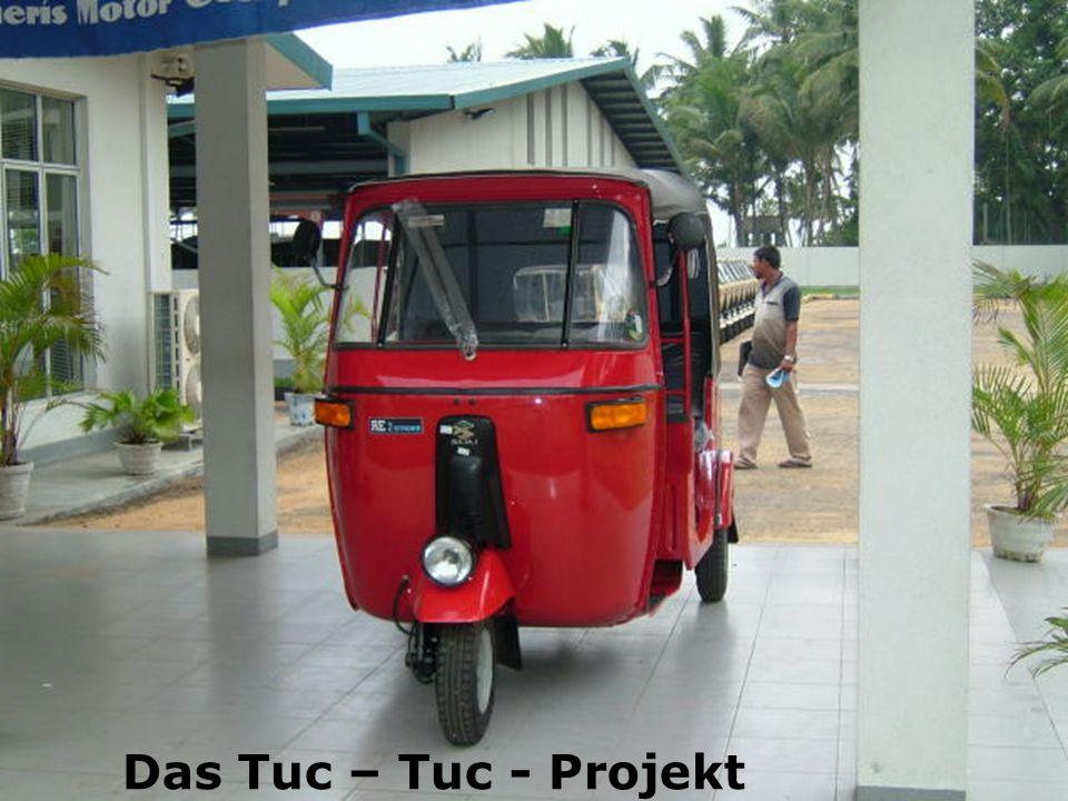 Das Tuc – Tuc - Projekt