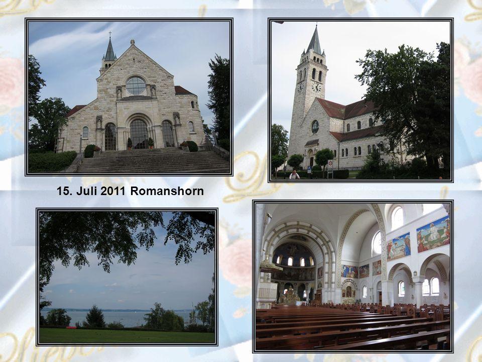 1. August 2011 Schweiz