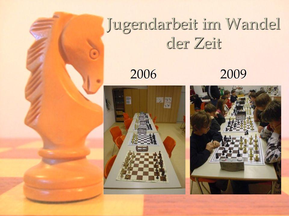 20062009 Jugendarbeit im Wandel der Zeit