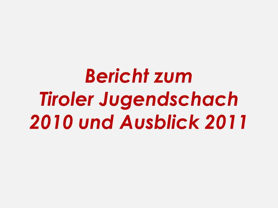 Schachrallyes Staatsmeisterschaften TSCHMM und Bundesfinale Sonstige Bewerbe Turniere