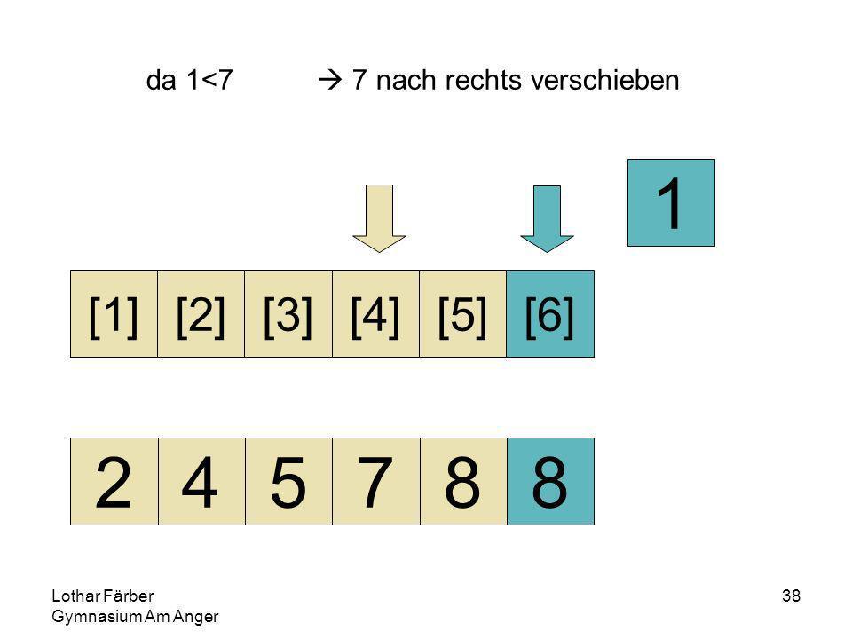 Lothar Färber Gymnasium Am Anger 38 da 1<7 7 nach rechts verschieben 245788 [1][2][3][4][5][6] 1