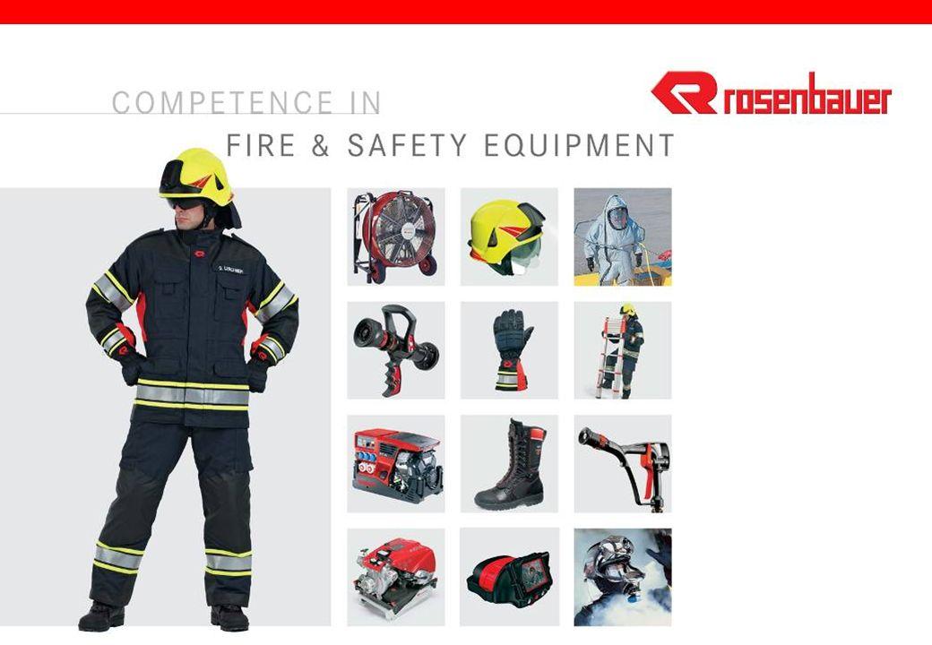 GBA - Einsatzhandschuhe/ Folie 2 SAFE GRIP II – Feuerwehreinsatzhandschuhe nach EN 659