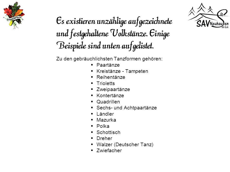 – Kontakt: Anita & Erwin Maier (Tanzleitung) Tuttlingerstr.36 78576 Emmingen-Liptingen Tel.07465/784 E-Mail: Volkstanz@SAV-Neuhausen-ob-Eck.de Die Volkstanzgruppe des S.A.V