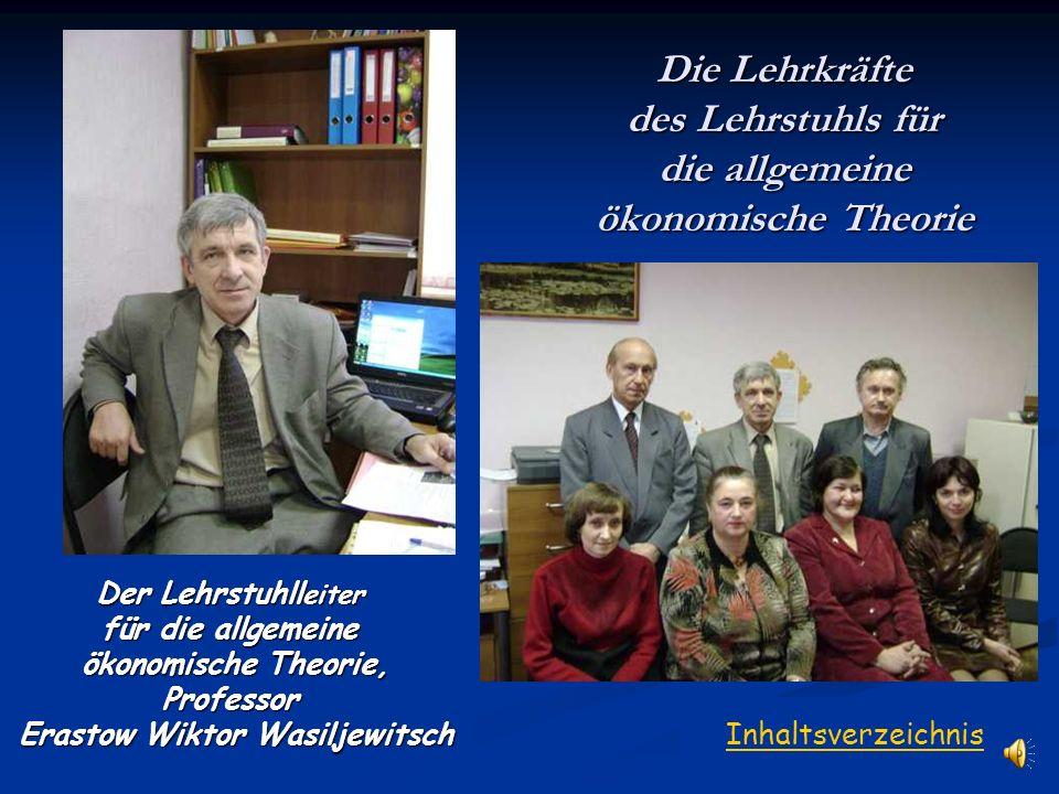 Die Akademie bildet Diplomlehrer aus.Das ist sehr wichtig für unser Gebiet.