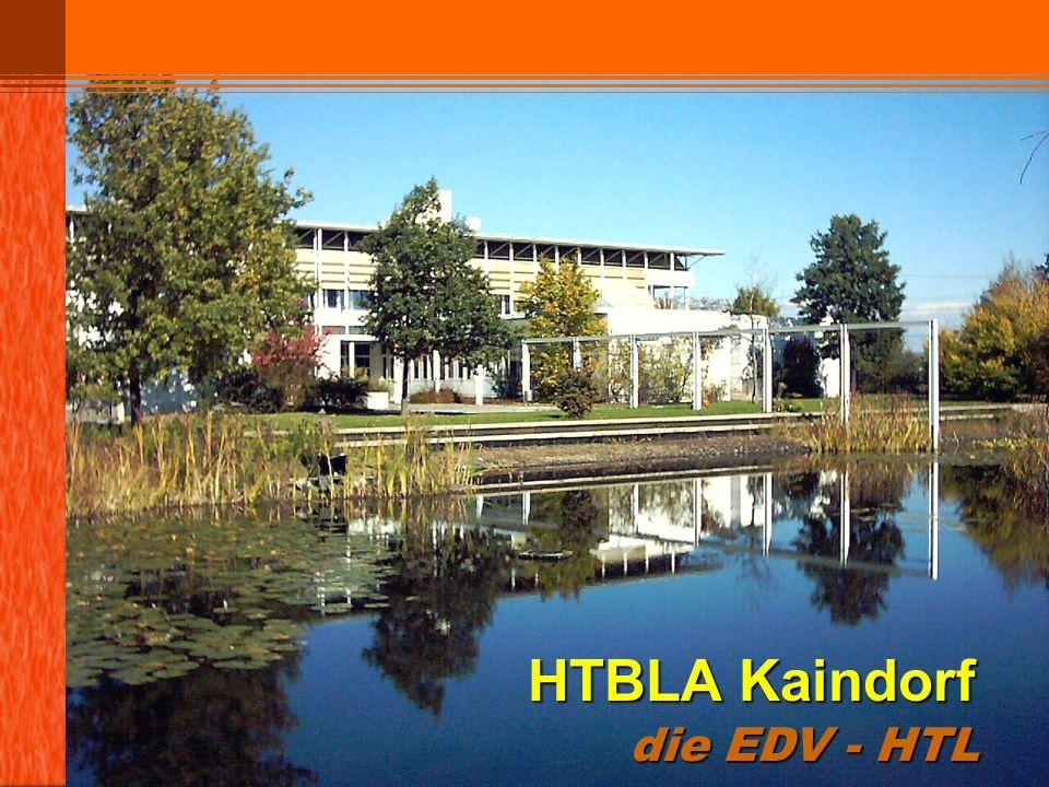 HTBLA Kaindorf die EDV - HTL