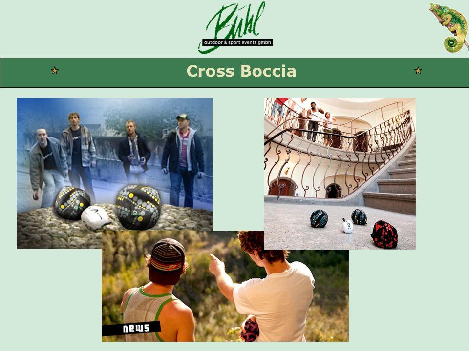 Cross Boccia