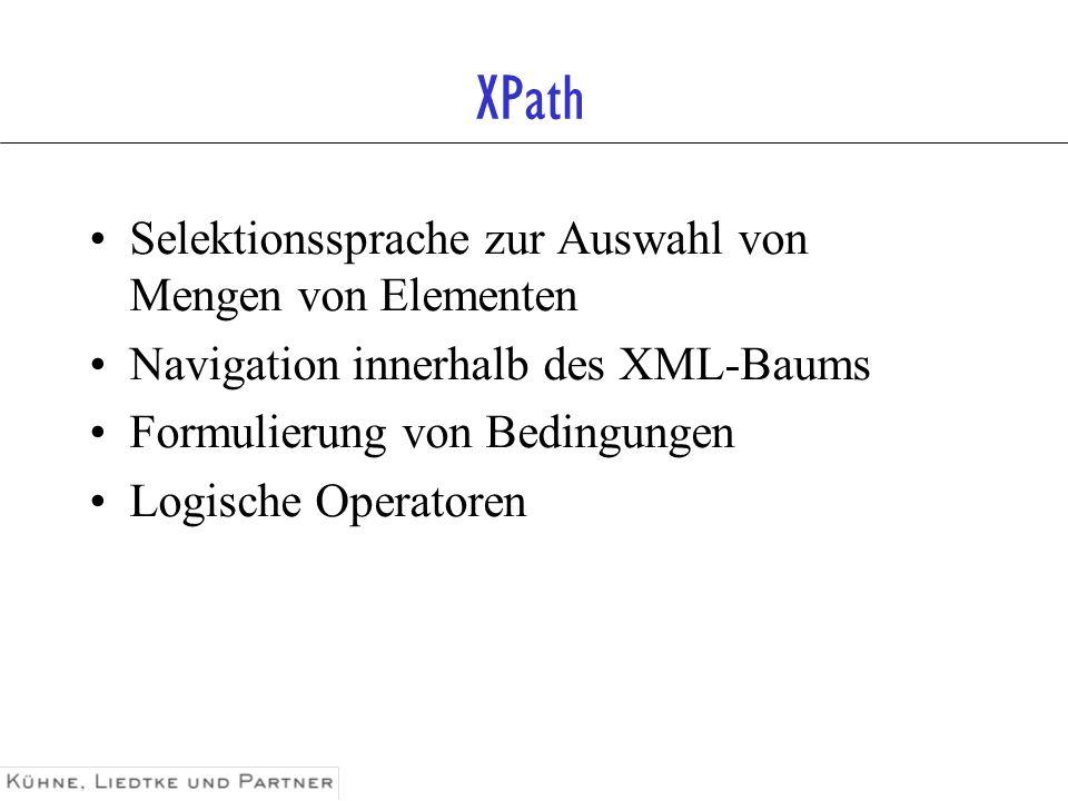 XML Metadata Interchange Format (XMI ) Von der OMG standardisiertes Format zur Darstellung Metainformationen ( z.B.