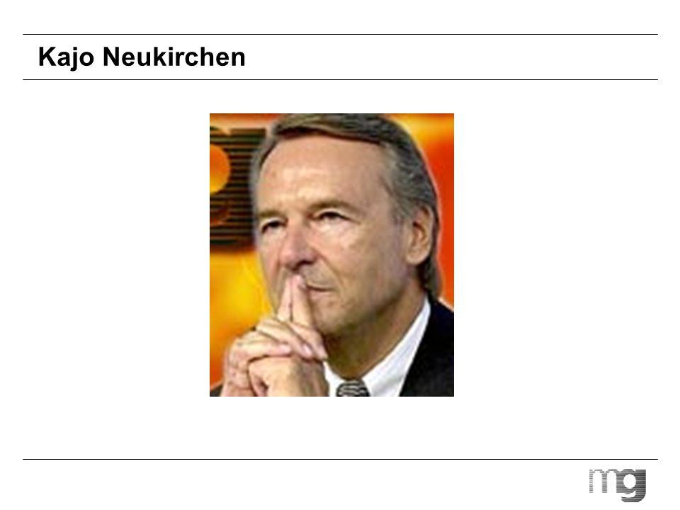 Ad personam: Karl-Josef Neukirchen (I) Geboren am 17.