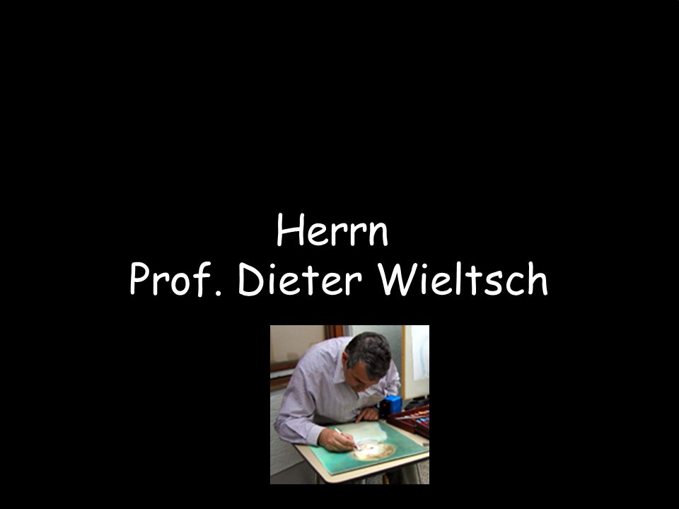 Herrn Direktor Dr. Christoph Zebedin