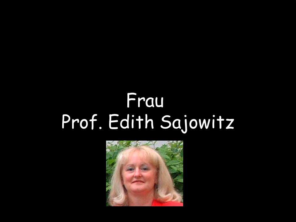 Herrn Prof. Dieter Wieltsch