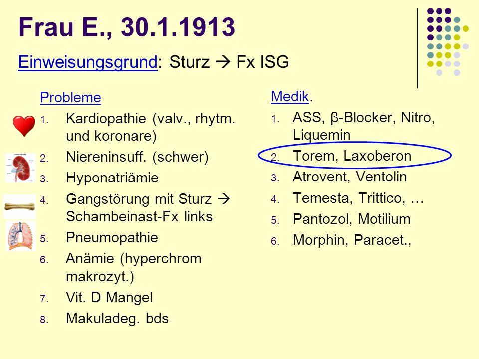Frei adaptiert aus: Harrisons 17th Reddy P, Mooradian AD; Int J Clin Pract, 63(10), 2009 Surf Med