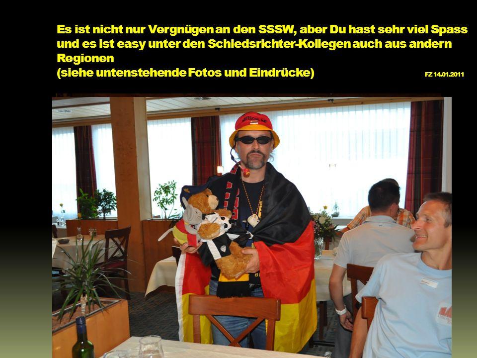 Wer weiterkommen will als Schiedsrichter besucht die Jubiläums-SSSW11 auf Lenzerheide vom 2.7.