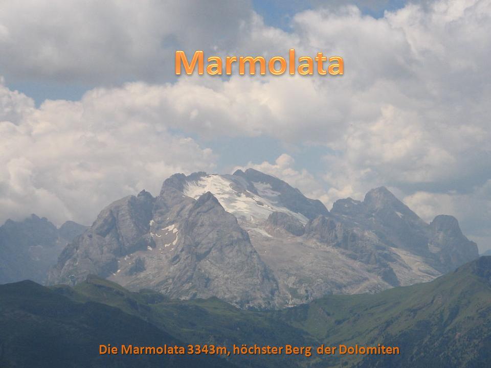Der Monte Pelmo